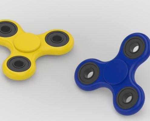 Fidget Spinner Cose per Comunicare Promozionale Personalizzato