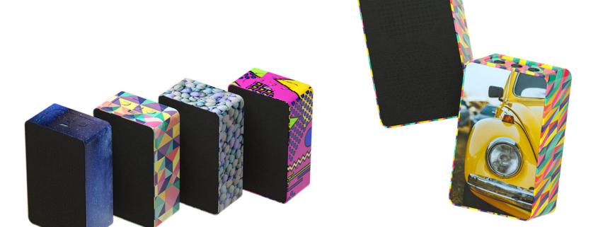 Speaker Bluetooth personalizzabile