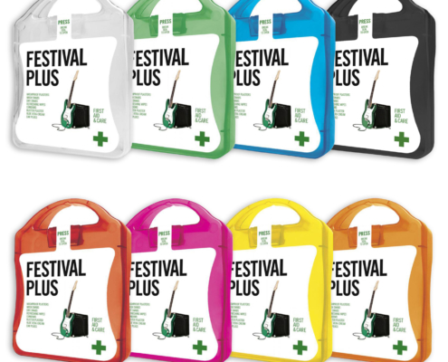 Kit di sopravvivenza festival maxi
