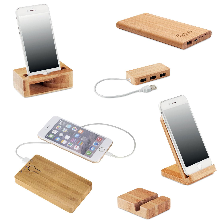 Gadget promozionali in bambù 3