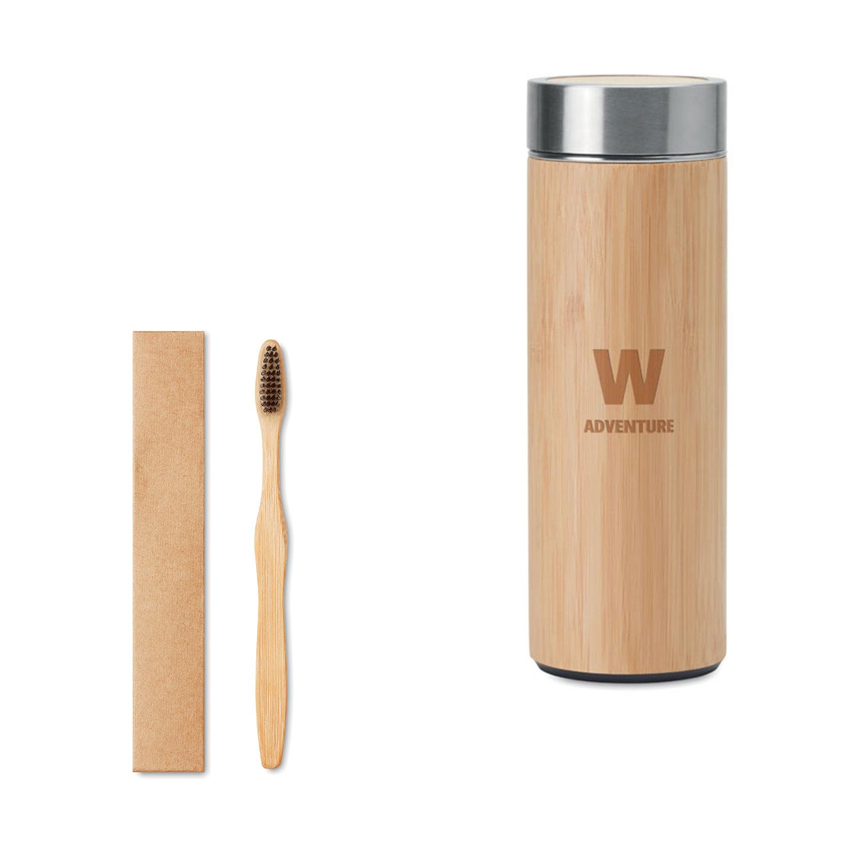 Gadget promozionali in bambù 4